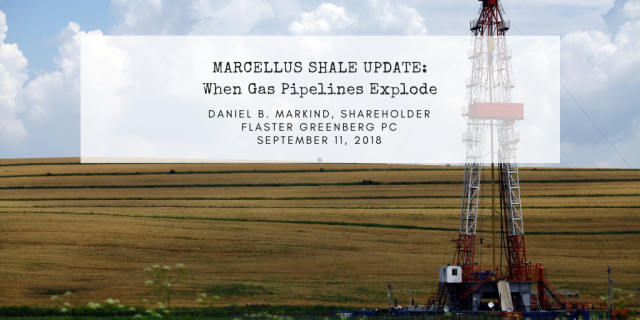 20180911_Marcellus Shale Update